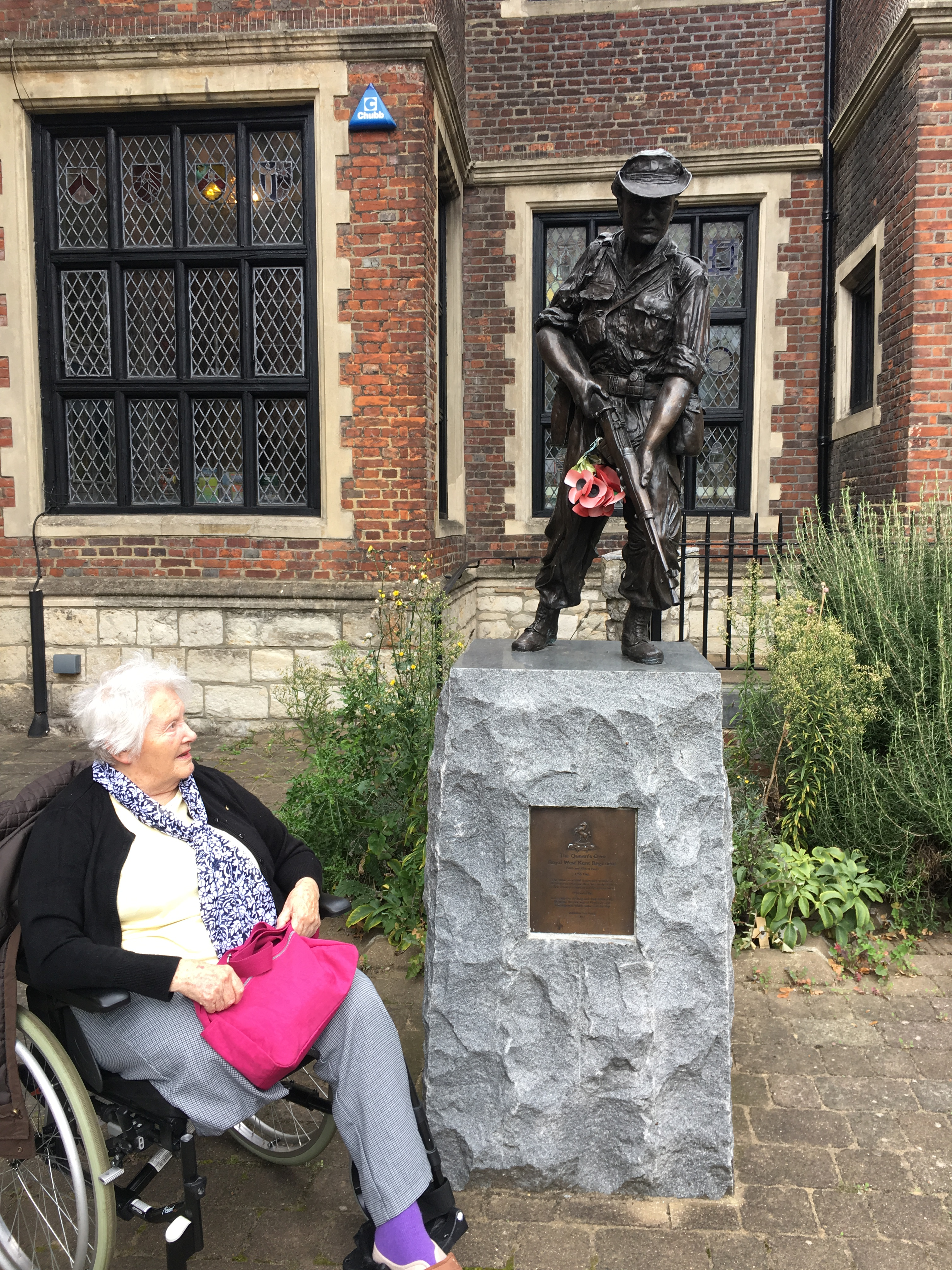A day out at Maidstone Museum for Ashurst Park Care Home