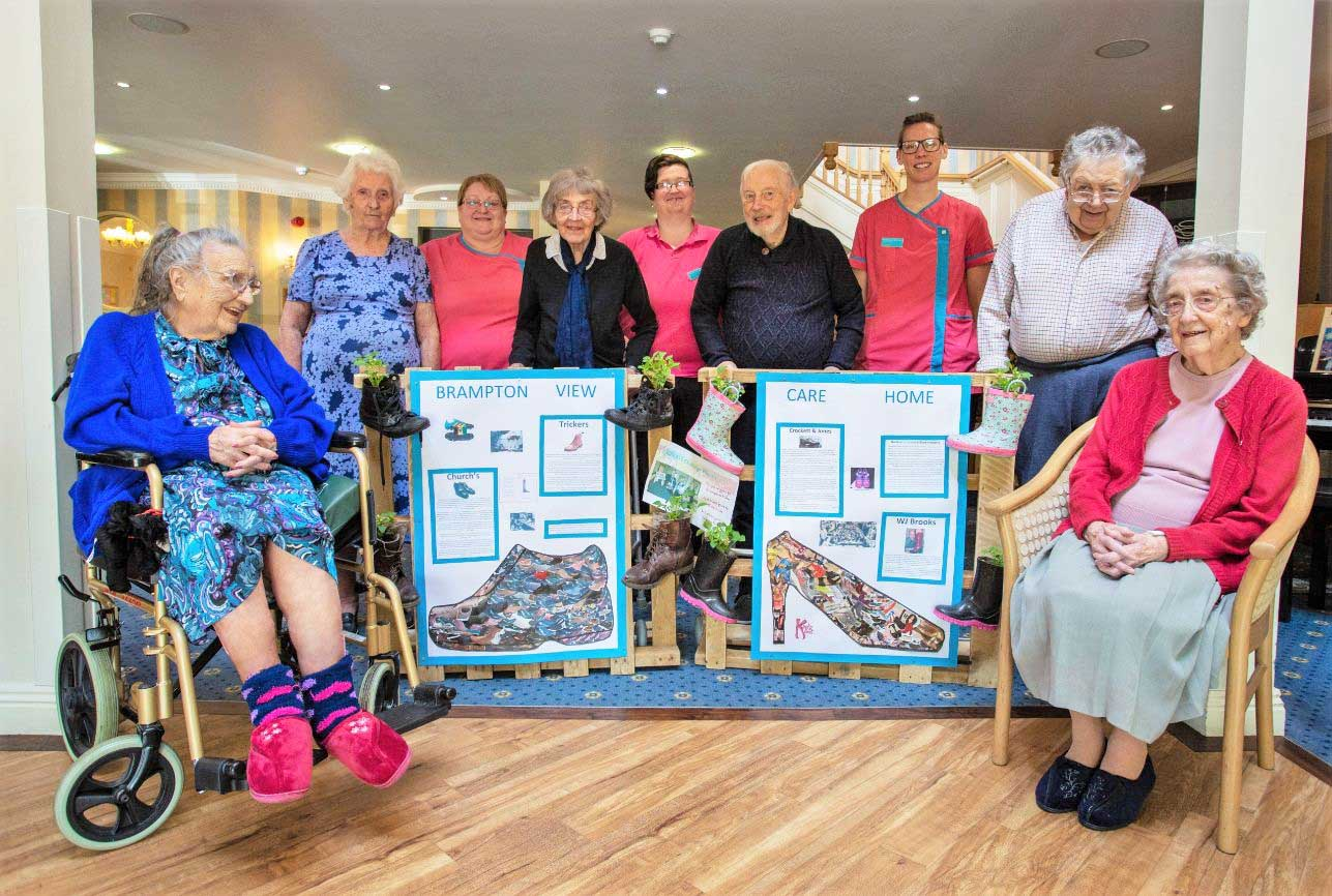 Create Challenge success for Brampton View Care Home