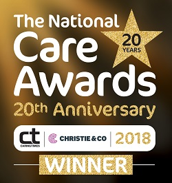 National Care Awards 2018