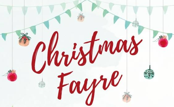 Join us at our Christmas Fayre