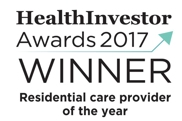 brighterkind residential care provider of the year