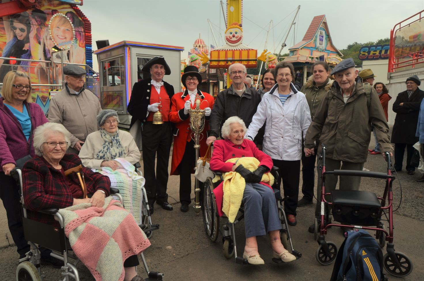 Hall Park Care Home at the Goose Fair
