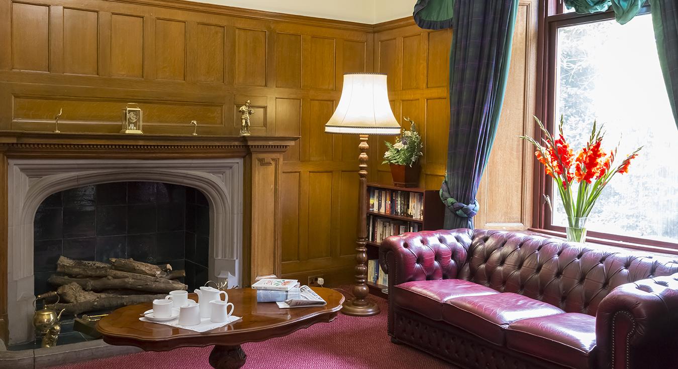 Hallhouse care home kilmarnock east ayrshire for Living room kilmarnock