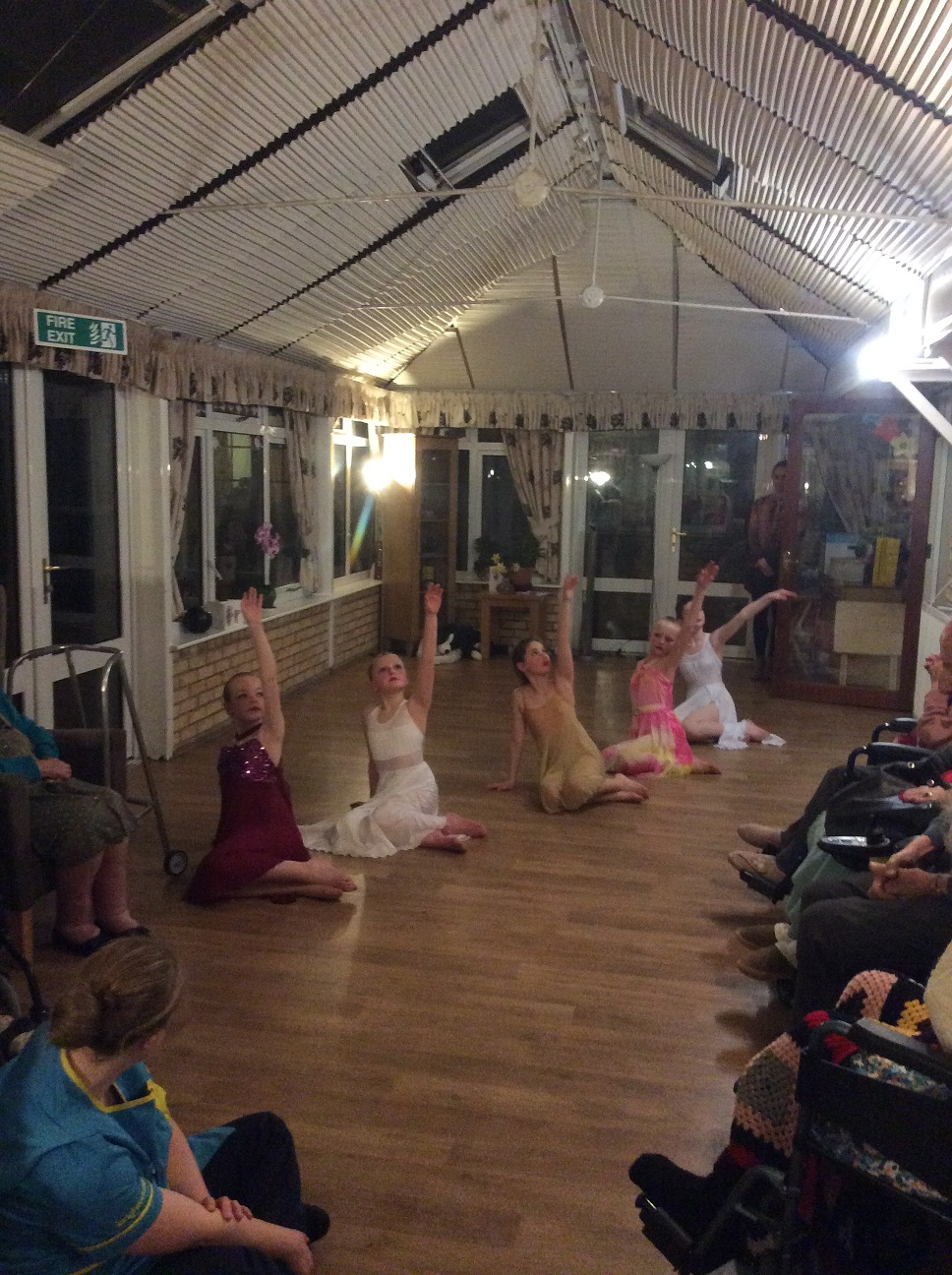 Academy Bank Springfield Mo >> An evening of dance at Highfield Care Home | brighterkind