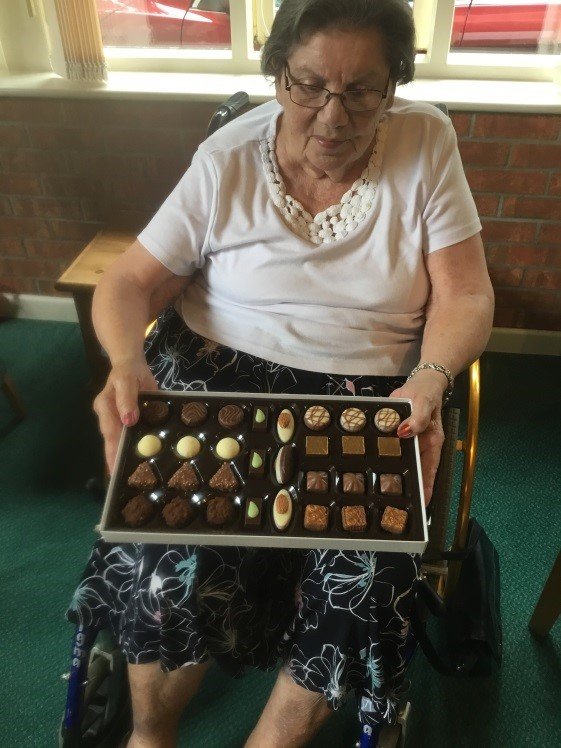 The Cedars Care Home, Lincolnshire-Sweet Treats at The Cedars