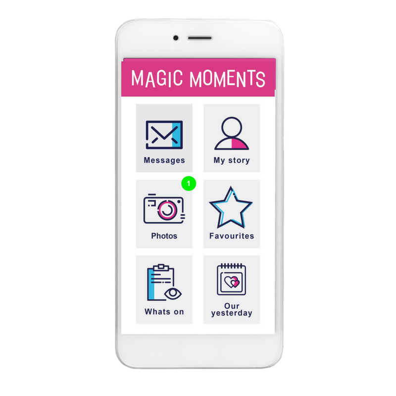 Magic Moments Club App