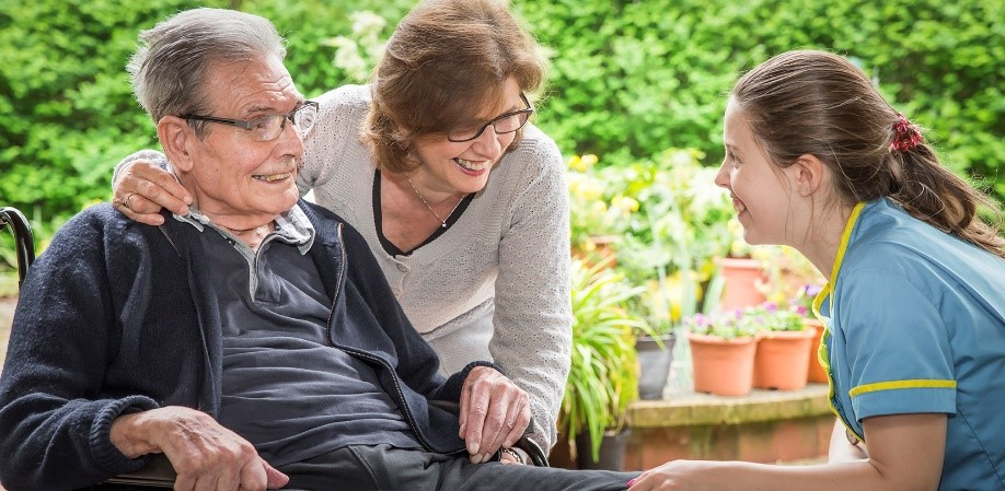 How to choose Dementia Care