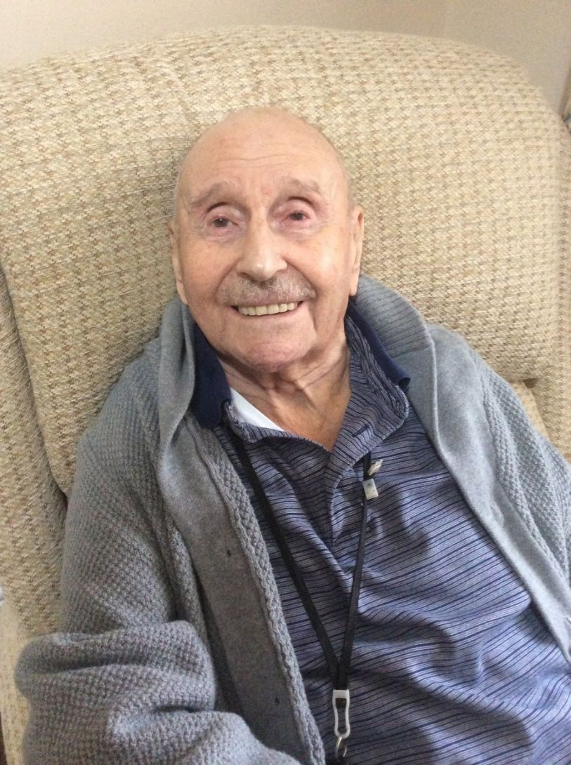 The Lawns Care Home in Leicestershire fundraise for Movember