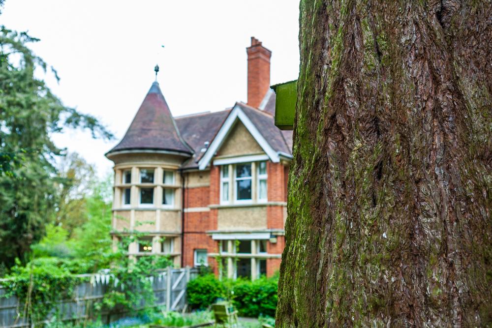 The berkshire care home wokingham residential nursing for Berkshire house