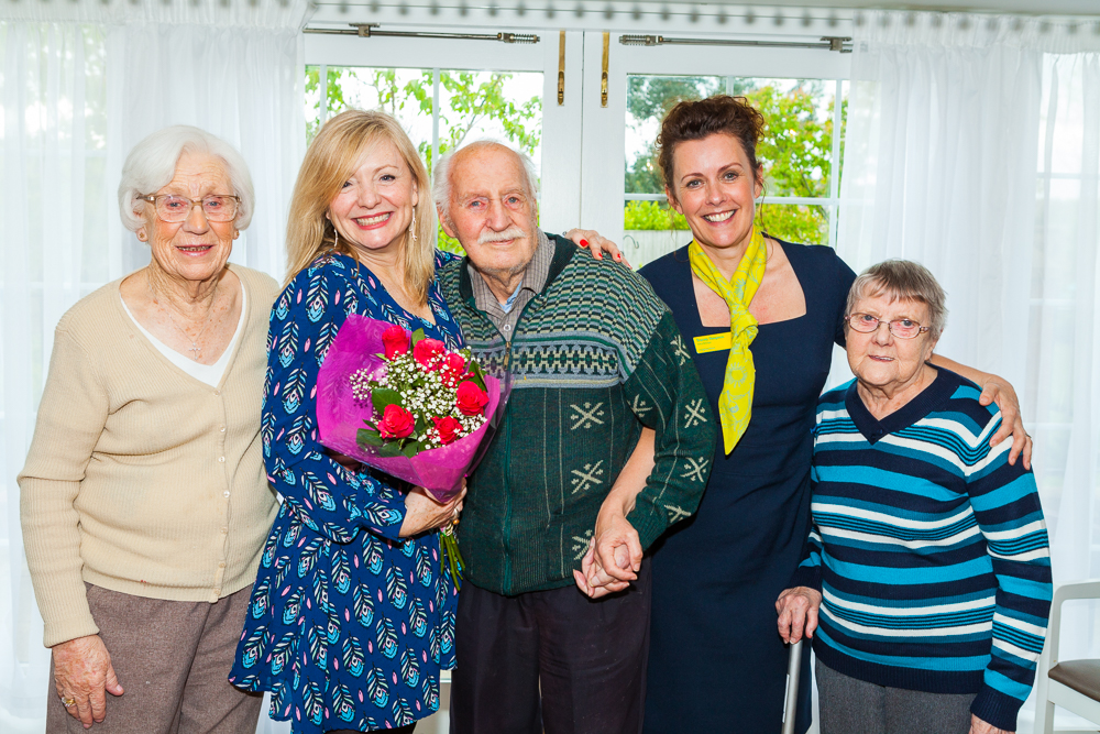 Tracy Brabin MP visits care home rated as good by Care Quality Commission