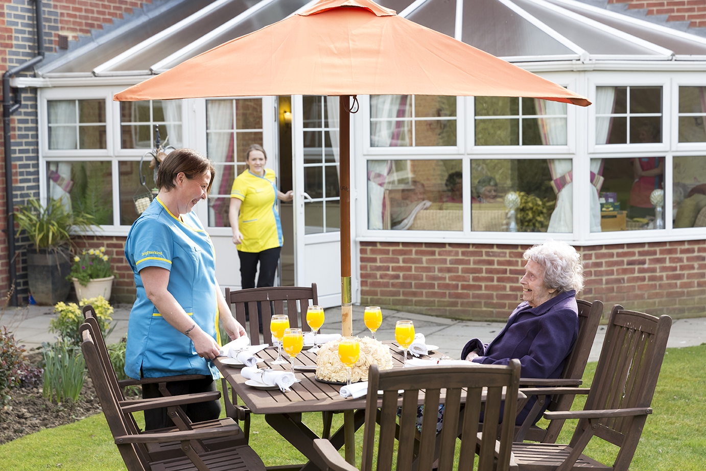 claremont parkway care home kettering northamptonshire