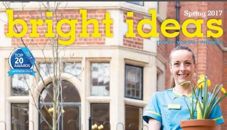 bright ideas magazine spring 2017