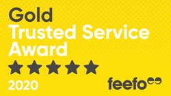 brighterkind - Gold Trusted Service Award