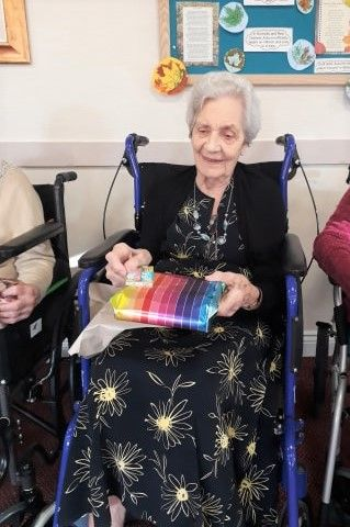 Ashbourne Court Care Home in Hampshire celebrate children in need