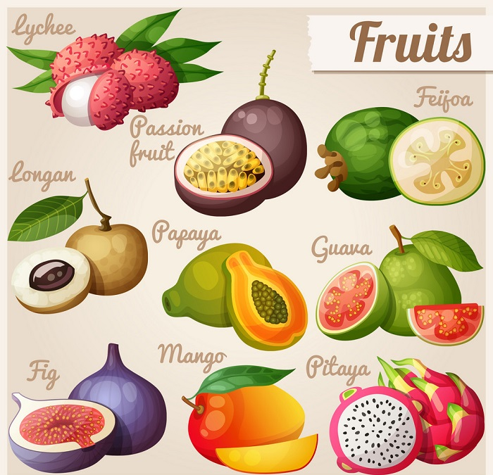 Exotic fruits taste test at The Lawns Care Home