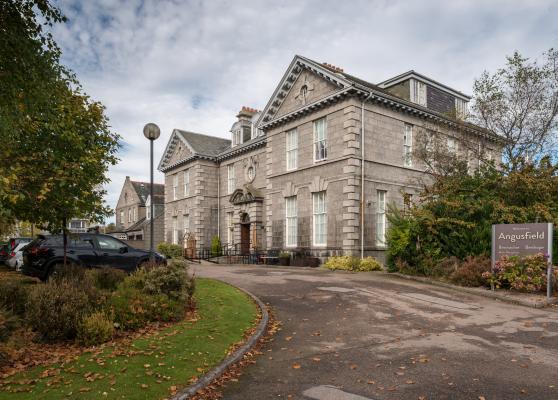 Angusfield House refurb