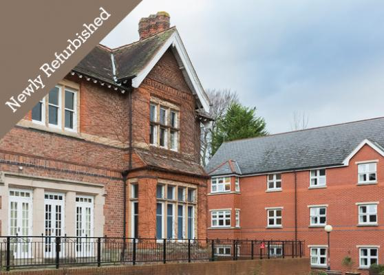 Charlotte House Newly Refurbished