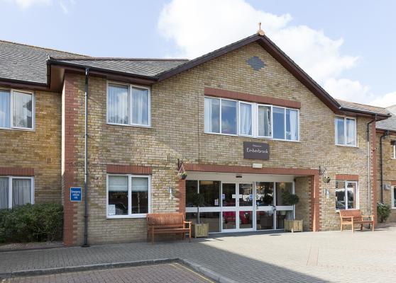 brighterkind Emberbrook Care Home in Surrey