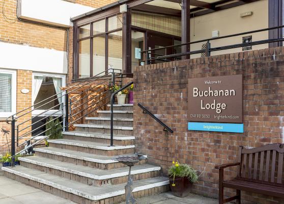 brighterkind Buchanan Lodge hero shot