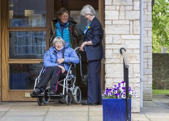 Colinton Care Home in Edinburgh