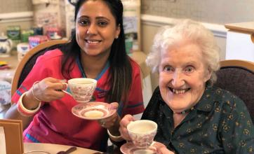 Hungerford Care Home enjoyed Nutrition and Hydration week