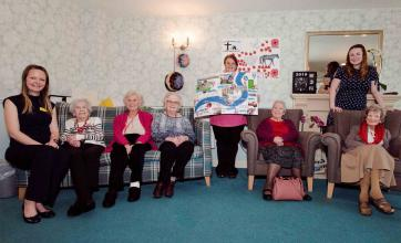 Create Challenge success for Ivybank House Care Home