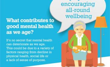 Top tips for encouraging all -round wellbeing