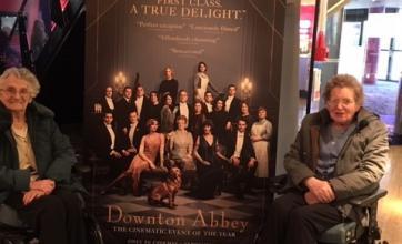 Downton Abbey Trip
