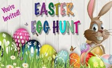 Come and join us for Easter fun