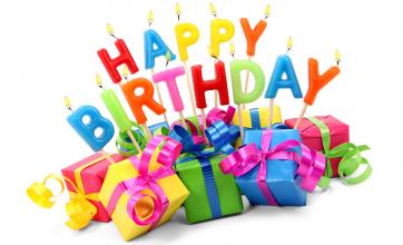 Happy Birthday to Gillian at Albany