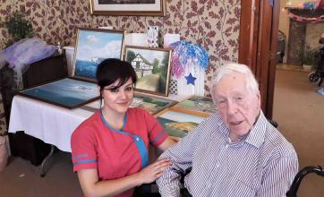 Glebefields Care Home has the Wow Factor!