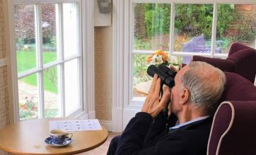 brighterkind care homes take part in RSPB's big bird watch 2019