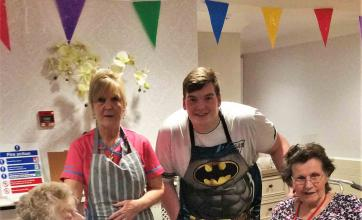 Meyrick Rise Care Home presents the WOW Bake Off Challenge!