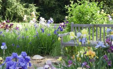 Tewkesbury Fields Care Home, Gloucestershire-Oh to be in an English garden!