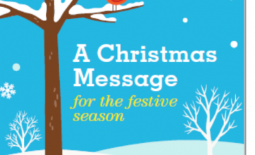 A Christmas message news image