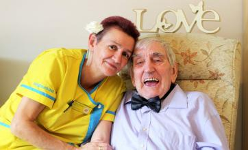 Lawton Rise Care Home celebrate World Photography Day