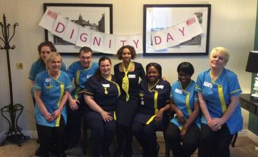 The Granby - Dignity in Action Day