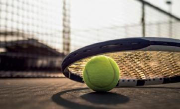 A poem about tennis by residents at The Cedars Care Home in Bourne