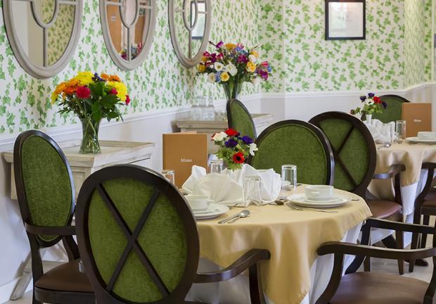 Ashurst Park in Tunbridge Wells Dining Room