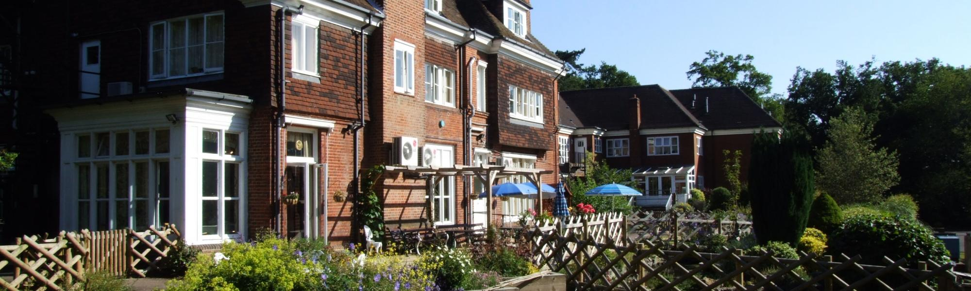brighterkind Houndswood House Care Home in Radlett