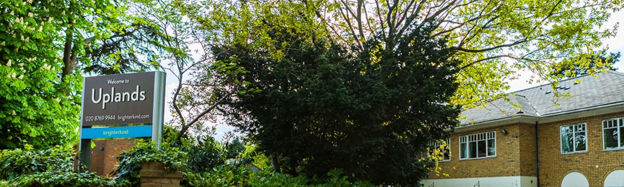 brighterkind Uplands in Streatham