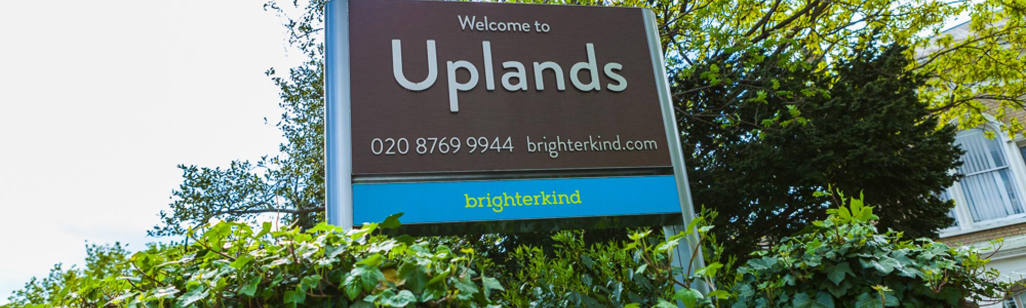 brighterkind Uplands Care Home in Streatham