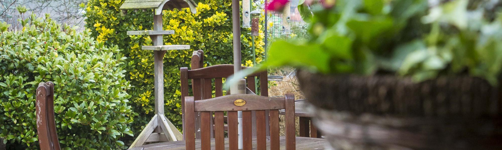 Highfields garden