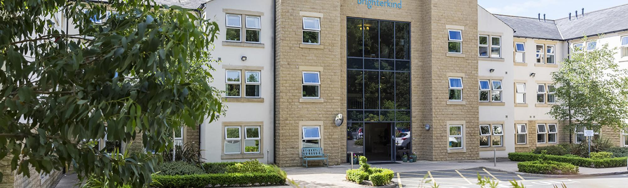 brighterkind Cookridge Court Care Home in West Yorkshire