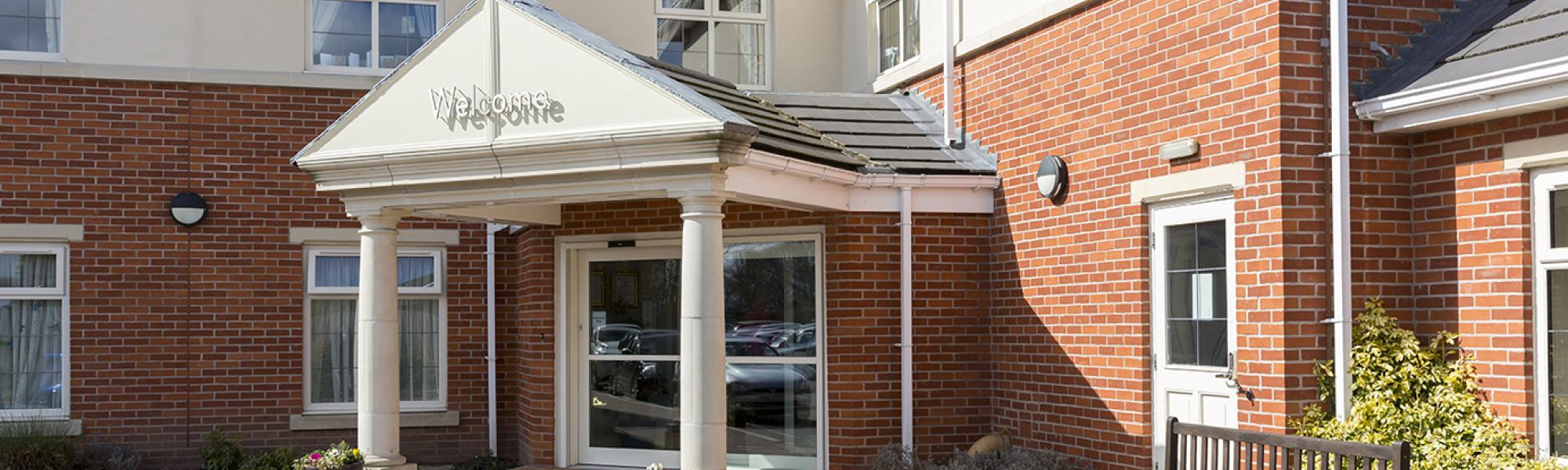 Brighterkind Hall Park Care Home In Nottinghamshire