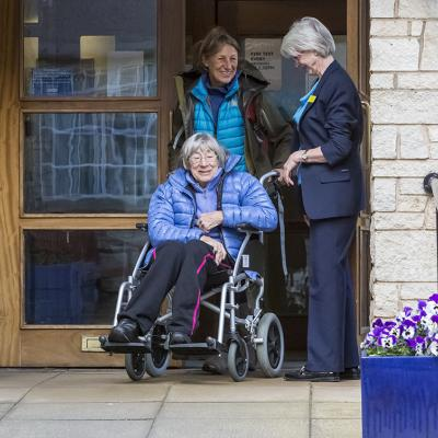 Colinton Care Home in Edinburgh