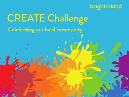 brighterkind care homes take part in the Create Challenge