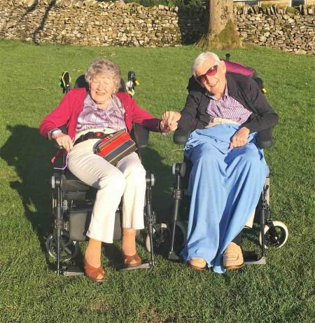 Residents at The Granby in Harrogate relive fond memories in Grassington