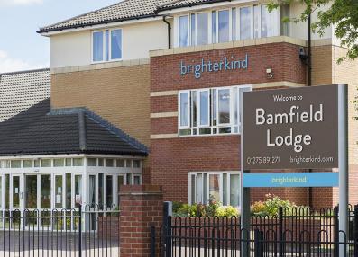 Bamfield Lodge Care Home Whitchurch Bristol