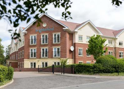 Avery Lodge care home in Grantham
